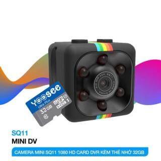 (xả hàng) Camera Hành Trình SQ11 Full HD 1080 Kiểu Dáng Nhỏ Gọn [Thao2] Dũng thumbnail