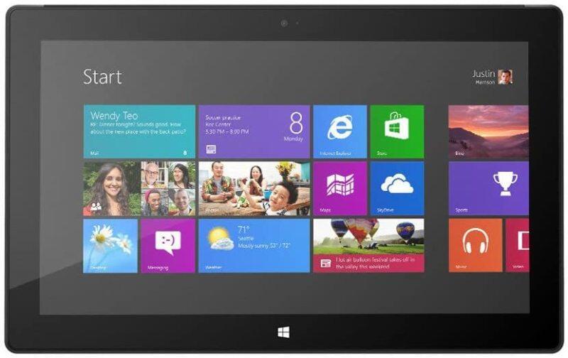 Microsoft Surface Pro 1  i5/ 4GB/ 128GB SSD Touch Win 10 Pro 3 Months Warranty Malaysia