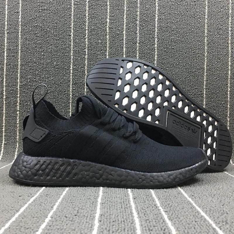 d559c5e58 Adidas NMD R2 PK Full Black BY9525 Size 39 40 40.5 41 42 42.5 43 44