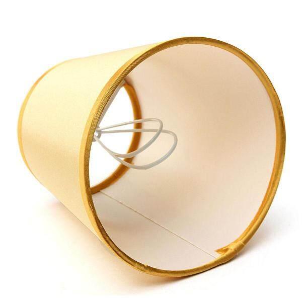 【Free Vận Chuyển + Đèn Flash Deal】 Vải Đèn Chùm Chụp Đèn Đèn Bao Giá Đỡ Kẹp Trên Sconce Phòng Ngủ Bên Cạnh Giường Đèn Ánh Sáng Trang Trí