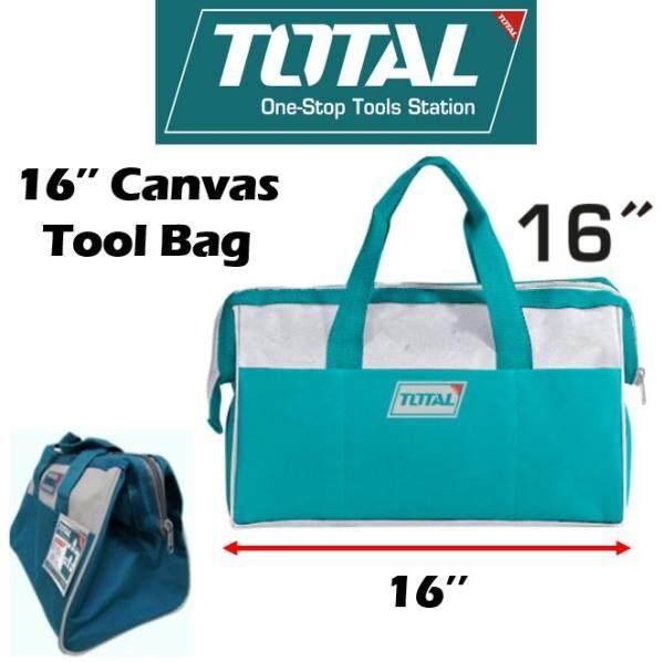 16 Tool Bag Canvas Waterproof Total Tools Bag THT26161 工具包