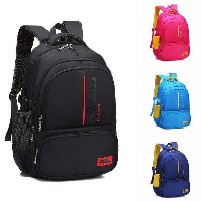 Kids Primary School students Schoolbag Simple Design Backpack Large Capacity Bag Lightweight Shoulder Bags