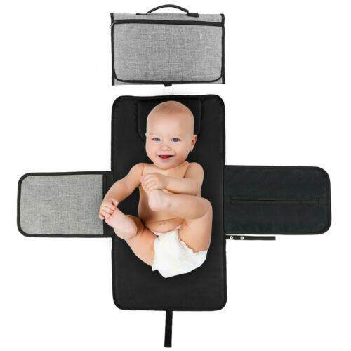 Baby Nappy Diaper Bag Changing Change Clutch Mat Foldable Pad