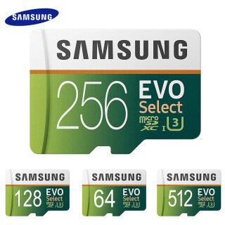 BL Thẻ Samsung EVO TF Lưu Trữ Bộ Nhớ 64G 128G 256G 512G 1T Cho Điện Thoại Máy Tính Bảng thumbnail