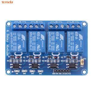 Mô Đun Rơ Le 4 Kênh 5V Với Optocoupler Cho PIC AVR DSP ARM Arduino thumbnail