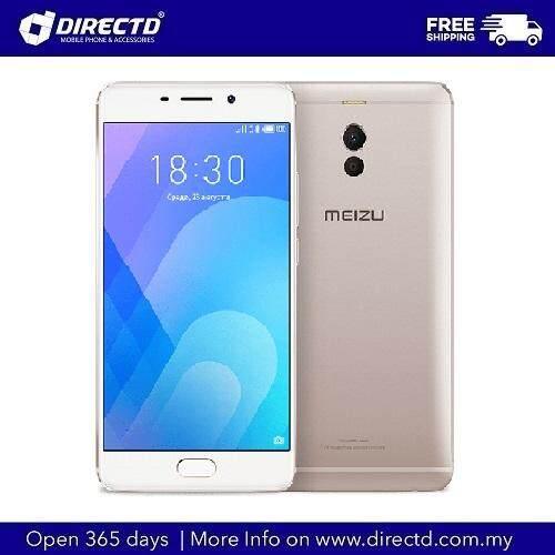 MEIZU M6 NOTE (4GB RAM + 64GB ROM) Snapdragon 625, Original 1 Year Warranty  By Meizu Malaysia!!