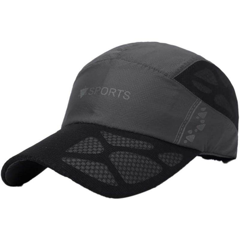 eceed421 Summer Cap Men Climbing Quick-Drying Mesh Hats Women Sunshade Caps Outdoor  Sports Cap