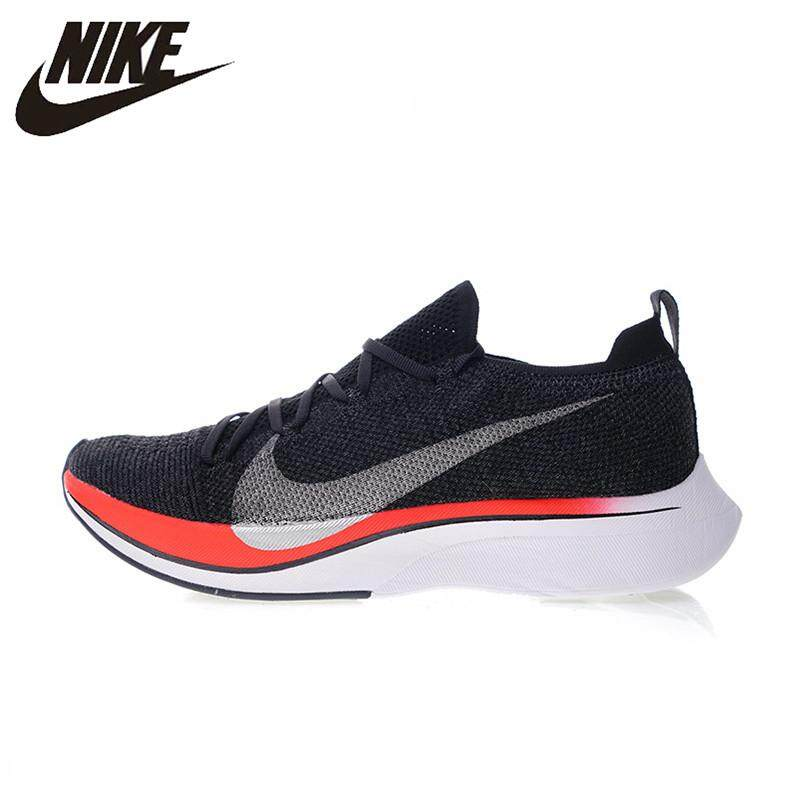 46381d6d6d259 Netherlands. Nike Vaporfly Flyknit 4% Women s Running Shoes Sport Sneakers  Comfortable Breathable 2019 New Arrival