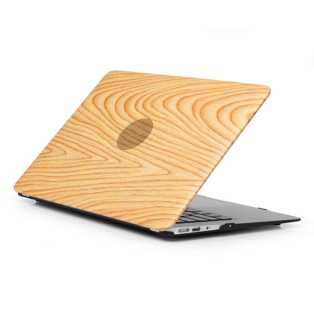Macbook Pro 13 Retina A1502/a1425 ไม้ Grain คอมพิวเตอร์เคสป้องกัน By Leeyoun.