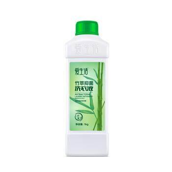 绿叶爱生活ILIFE竹萃抑菌洗衣液 (1kg)