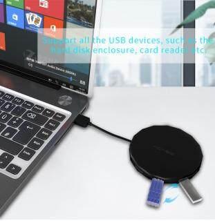 Acasis Hub USB 3.0 Đa Chia Hub USB 2.0 3.0 2.0 4 Cổng Tốc Độ Cao Nhiều Cổng USB giãn Nở Cho Máy Tính Máy Tính thumbnail