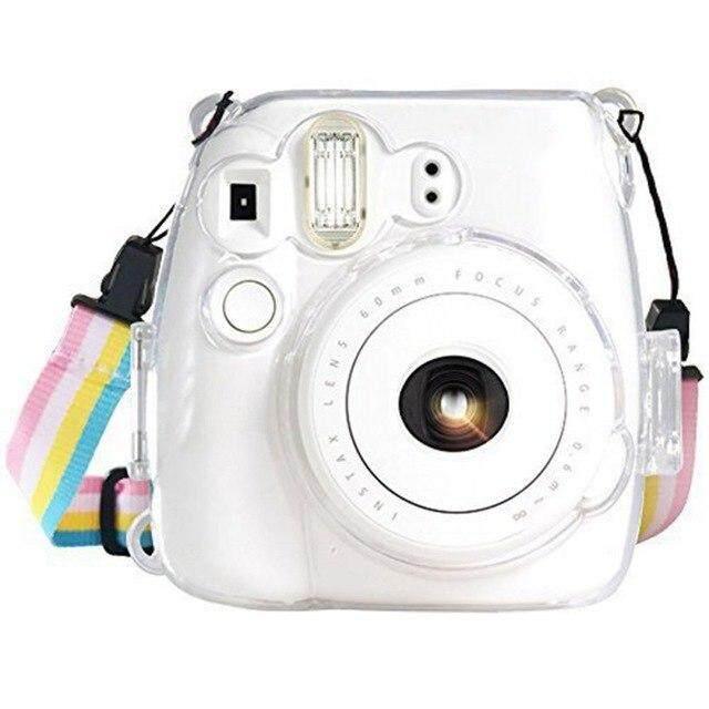 Giá Caiul Polaroid Mini8/8 +/9 Đặc Biệt Dạ Quang Thạch Bộ Bao Da Máy Ảnh
