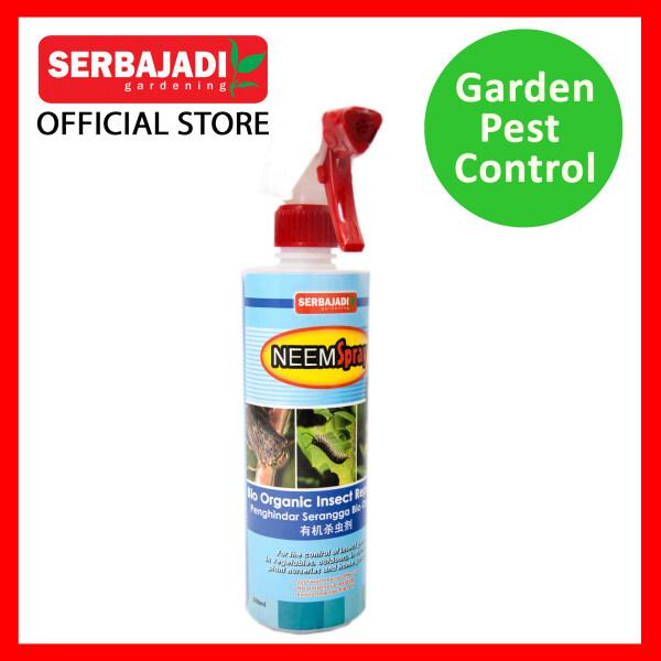 SERBAJADI Neem Spray (Natural Insect Repellent) 500ml Neem Spray (Penghalau Serangga Semula jadi) [READY STOCK IN MALAYSIA]