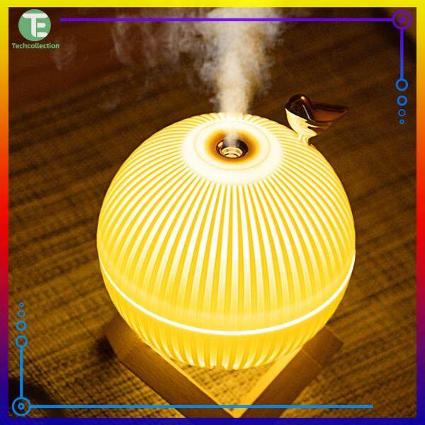 Professional Ultrasonic Air Humidifier Aroma Diffuser Air Purifier for Home Bedroom Desktop Singapore