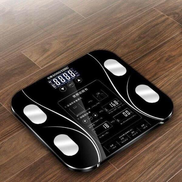Bảng giá Trang Chủ Lượng Mỡ Trong Cơ Thể Quy Mô BMI Phòng Tắm Kỹ Thuật Số Trọng Lượng Con Người Mi Cân Sàn Màn Hình LCD Chỉ Số Cơ Thể Điện Tử Cân Trọng Lượng Thông Minh