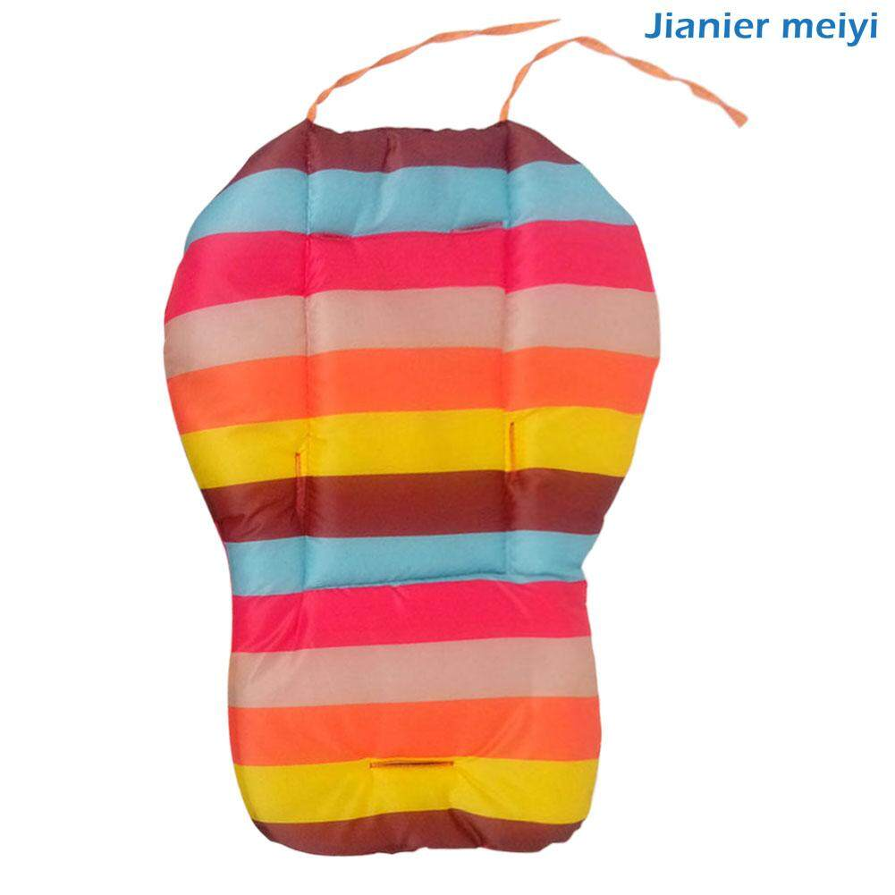 Rainbow Baby Stroller Buggies Pads Seat Chair Cushion Thickening Cart Pads