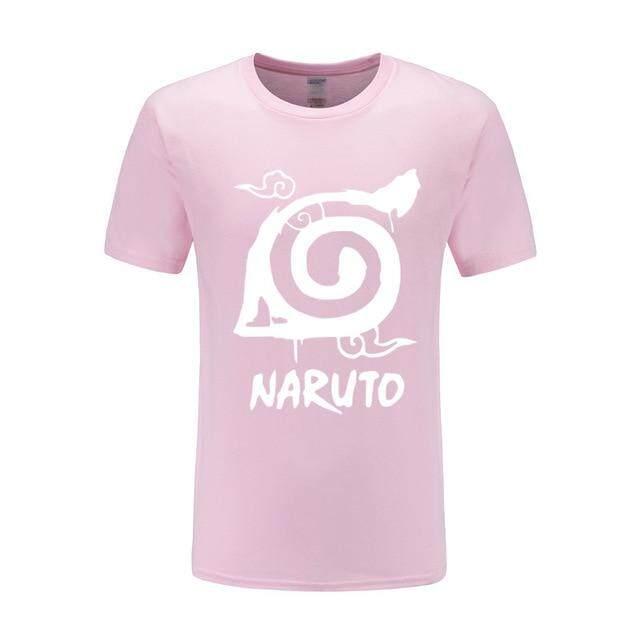 Anyao 2018 Kedatangan Anime Naruto Uzumaki Naruto T Shirt 2018 Summer 100% Kapas Raglan Kaos Pria Fashion Kemeja Lengan Pendek untuk Para Penggemar
