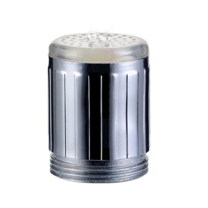 LED Water Faucet Stream Light Kitchen Bathroom Shower Tap Faucet Nozzle 6.7cmx3.4cm
