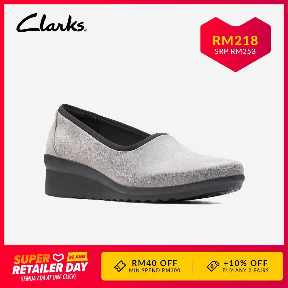 b38e626a46 Clarks Women Flat Sandals at Best Price In Malaysia | Lazada