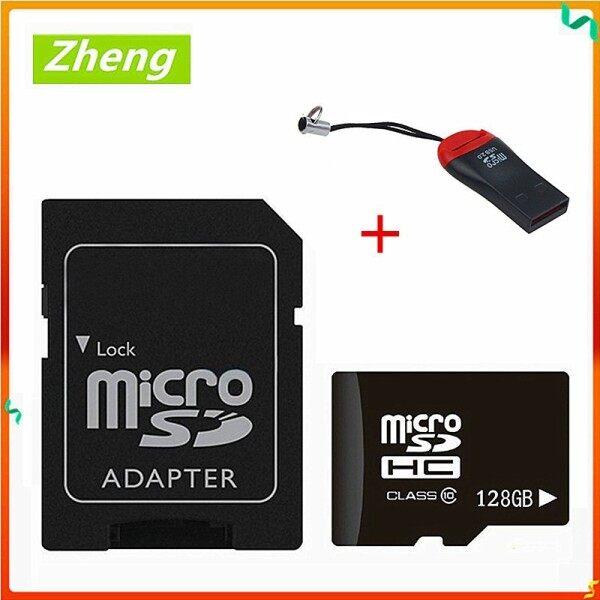 Giá Thẻ Nhớ Micro HC SD Thẻ Nhớ 128GB + Đầu Đọc USB
