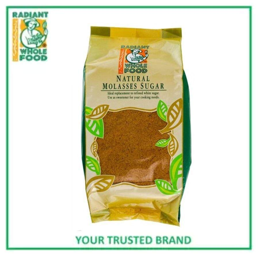 Radiant Natural Molasses Sugar 1kg