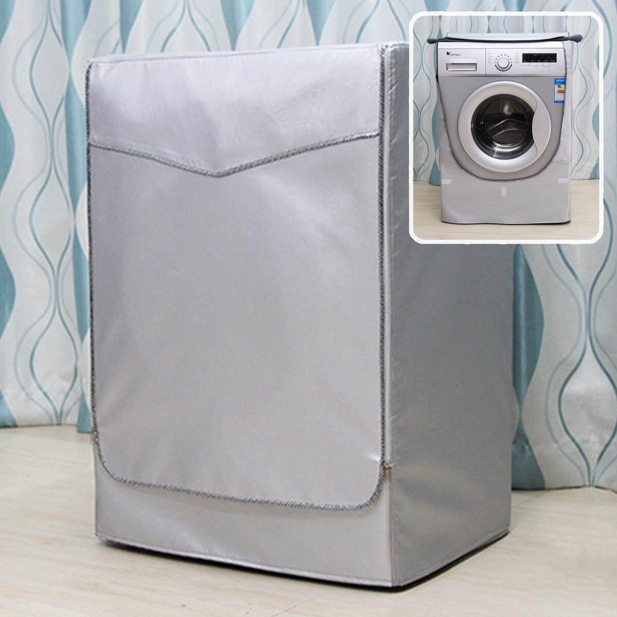 Bảng giá Máy Giặt Đầu Dây Kéo Bụi Vải Oxford Bạc Chống Bụi Bảo Vệ S M L XL Điện máy Pico
