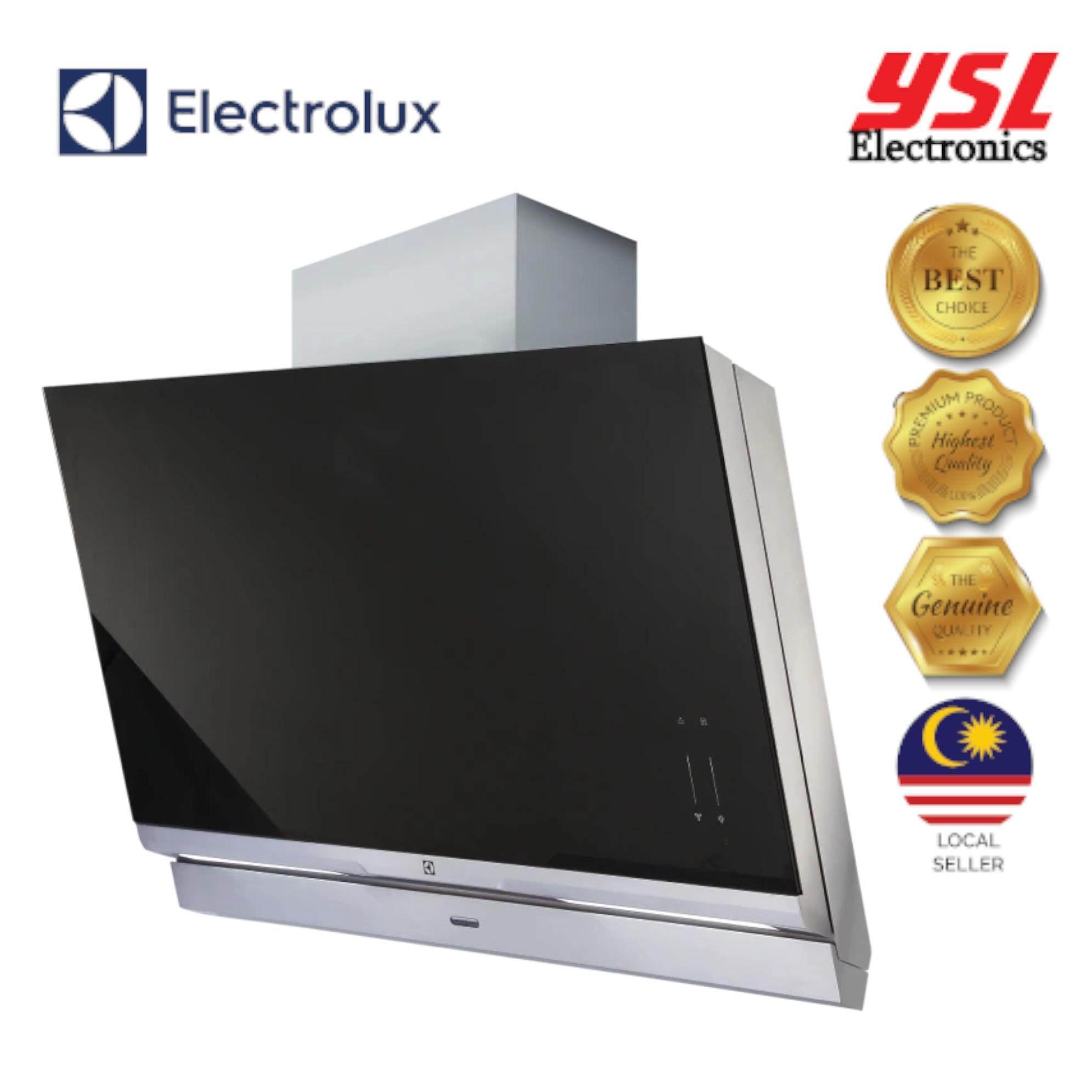 Electrolux 90cm designer hood efs928sa