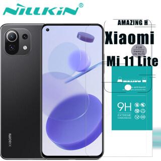 Nillkin Miếng Dán Màn Hình Kính Cường Lực Chống Trầy Xước 0.33Mm Cho Xiaomi Mi 11 Lite Mi 11 Lite 5G NE-Intl thumbnail