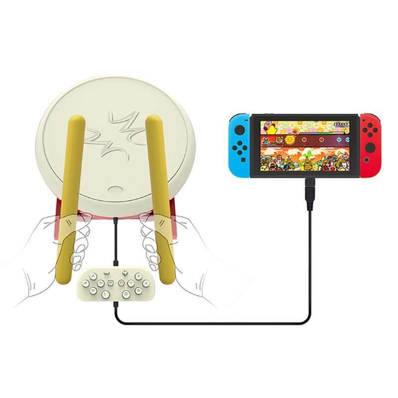 NÓNG Taiko Không Tatsujin Bộ Trống Cho Nintendo Switch Tay Cầm Điều Khiển USB2.0
