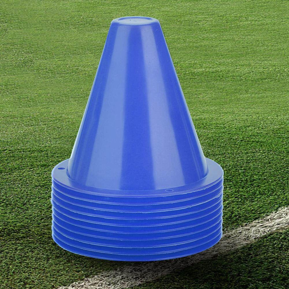 abf994bda MNYY 10pcs Soccer Training Cone Football Barriers Plastic Marker Holder  Accessory