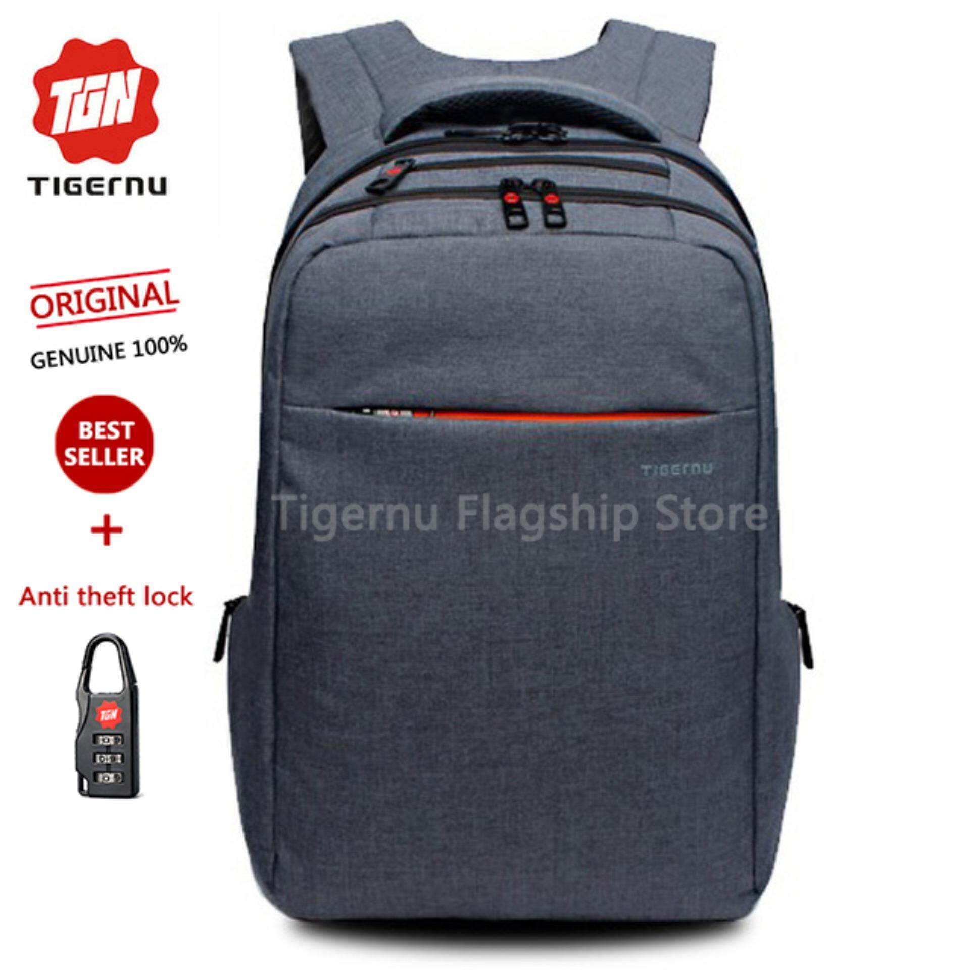 Tigernu Popular 15inch laptop Backpack For 12-15.6 inches Notebook  Multifunction Travel Backpack T- 4a96373e1a4a8