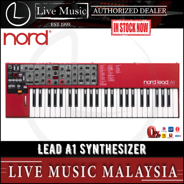 Nord Lead A1 Synthesizer Malaysia
