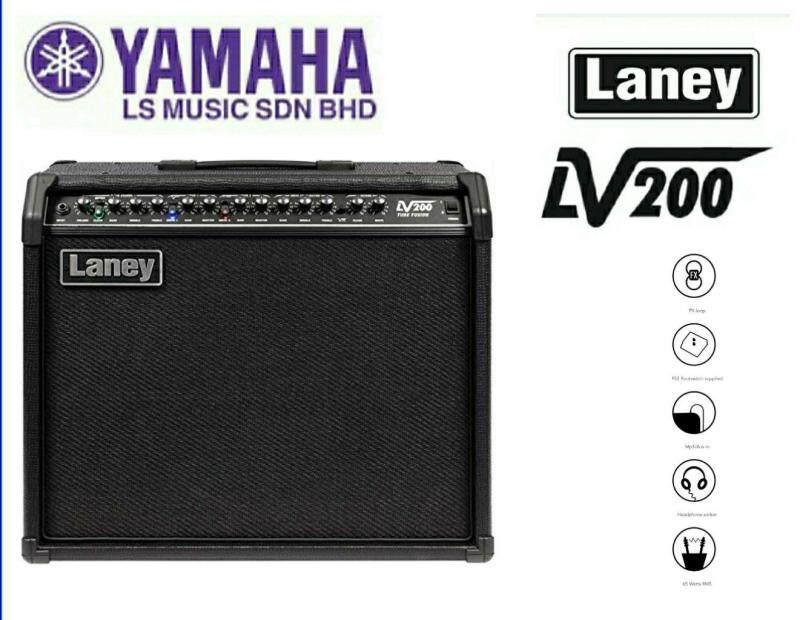 Laney LV200 Guitar Amplifier 65watt Malaysia