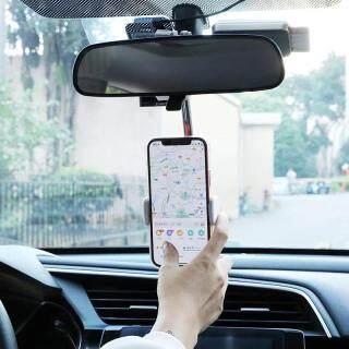 HOCE Gương Chiếu Hậu Co Giãn, Giá Đỡ Ống Lồng Giá Đỡ Điện Thoại GPS Cho Ghế Ngồi Điện Thoại Di Động Giá Đỡ Phổ Thông Có Thể Điều Chỉnh 360 Độ Phụ Kiện Điện Thoại thumbnail