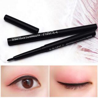 Everbeauty Bút Kẻ Mắt Tự Động Màu Đen, Không Thấm Nước Và Mồ Hôi Không Dễ Bị Nhòe Bút Kẻ Mắt Trang Điểm Mắt Không Đánh Dấu Lâu Trôi Bút Mỹ Phẩm Mắt thumbnail