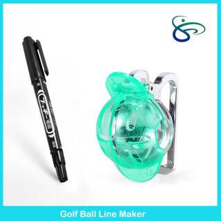 Bút Đánh Dấu Đường Bóng Golf Với Công Cụ Đánh Dấu Bút Vẽ thumbnail
