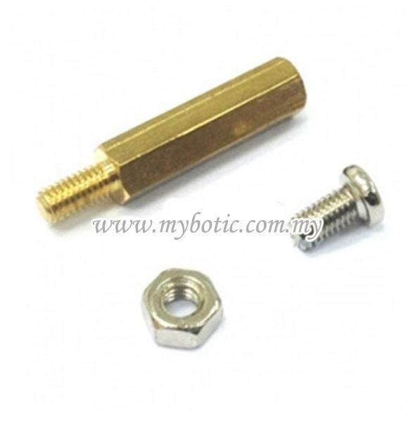 PCB Stand 15mm (Screw & Nut)