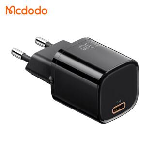 Mcdodo, Bộ Sạc GaN EU Type-C 33W 3A MAX Sạc USB-C Sạc Nhanh C Đến C Redmi K30 Tương Thích Với Thiết Bị iPhone Huawei Xiaomi Samsung thumbnail