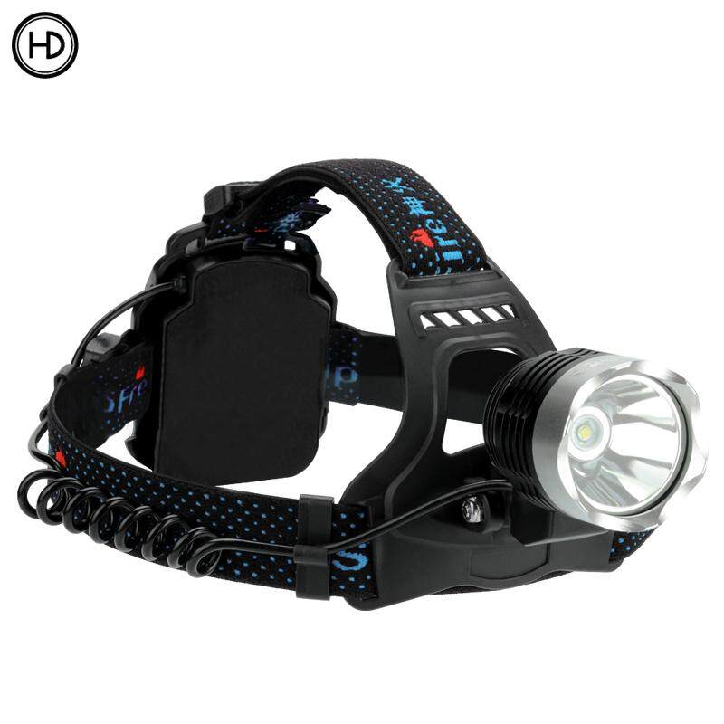 HL31 strong head light, rechargeable outdoor riding headlights, LED miners lamp, high power long-range headlights
