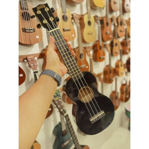 [101] Mahalo Soprano Size Brown Ukulele Free Bag Suitable for beginner adult or kids Malaysia