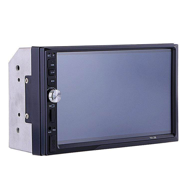 7012b 7 Inch Bluetooth V2.0 Car Audio Stereo Touch Screen Mp5 Player Support Mmc By Lovefreebuy.