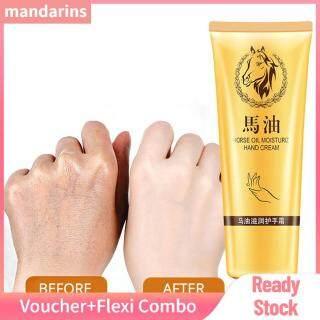 Mandarins 30Ml Foot Kem Bôi Tay Chống Lão Hóa Dầu Ngựa Khô Chăm Sóc Da Giữ Ẩm Kem Làm Trắng Da Chăm Sóc Da Tay 1