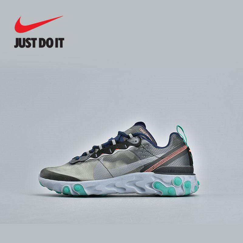 a632d31638bed Nike Element 87 React Takahashi Shield joint shoes men's air cushion  breathable tide shoes wild couple sports and leisure net shoes men  AQ1090-003-005