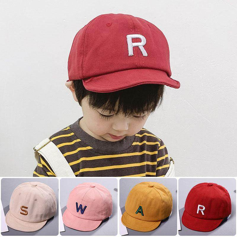 Baby Kids Boys Girls Baseball Cap Hip Hop Snapback Outdoor Casual Hat Adjustable
