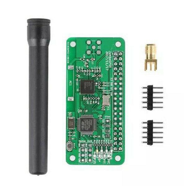Bộ Điểm Truy Cập Tự Làm UHF VHF UV MMDVM Cho DMR P25 YSF DSTAR Raspberry Pi Zero 3B Bộ Điểm Truy Cập Tự Làm