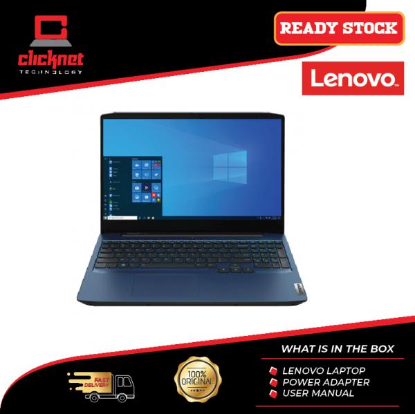 LENOVO IDEAPAD GAMING 3 15IMH05 81Y400VKMJ I5-10300H, 8GB, 512GB SSD, GTX1650 4GB, 15.6 FHD, BLUE-W10 Malaysia