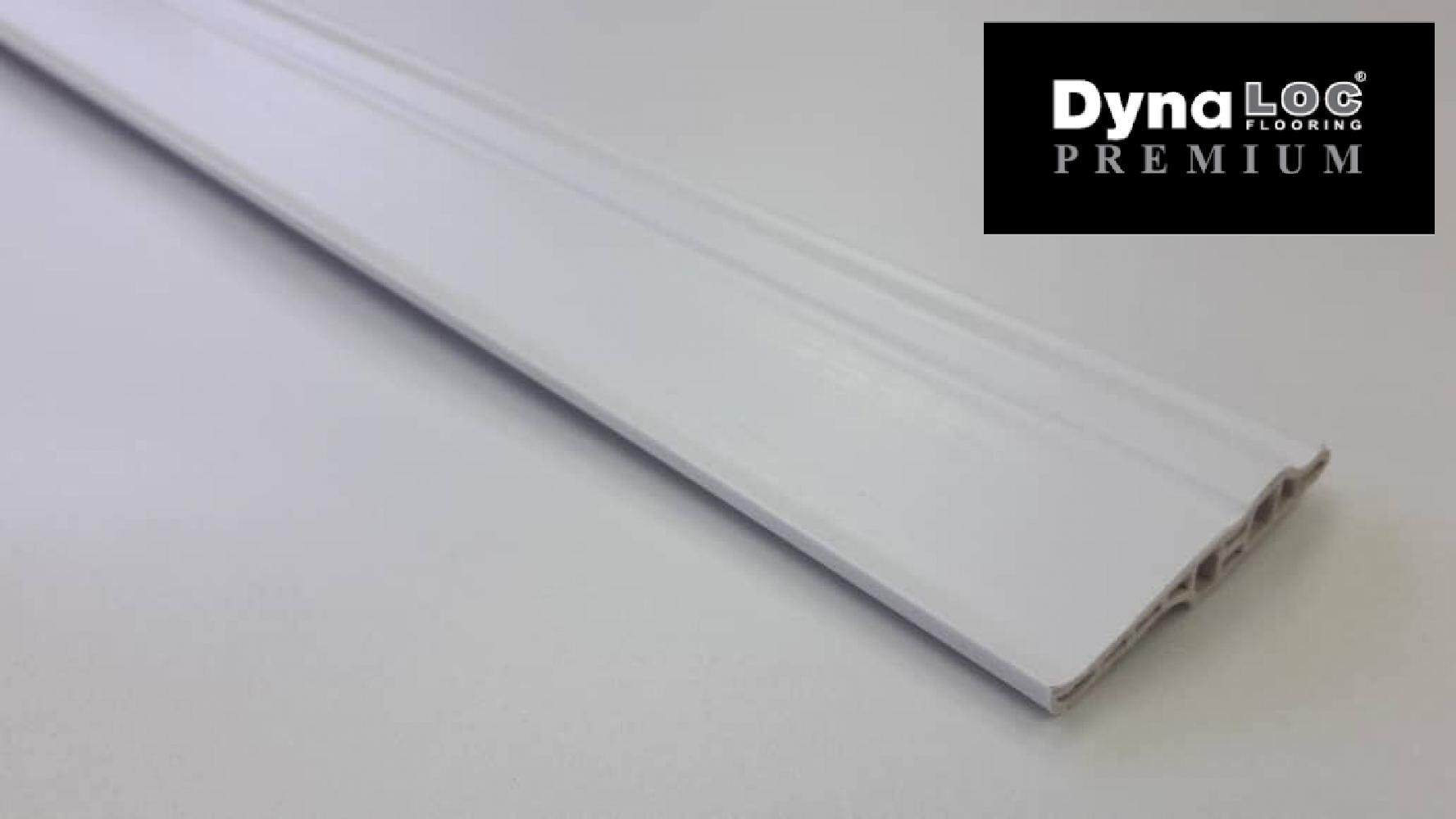 Flooring PVC Wall Skirting 70mm - White ( PSK70-1012 )