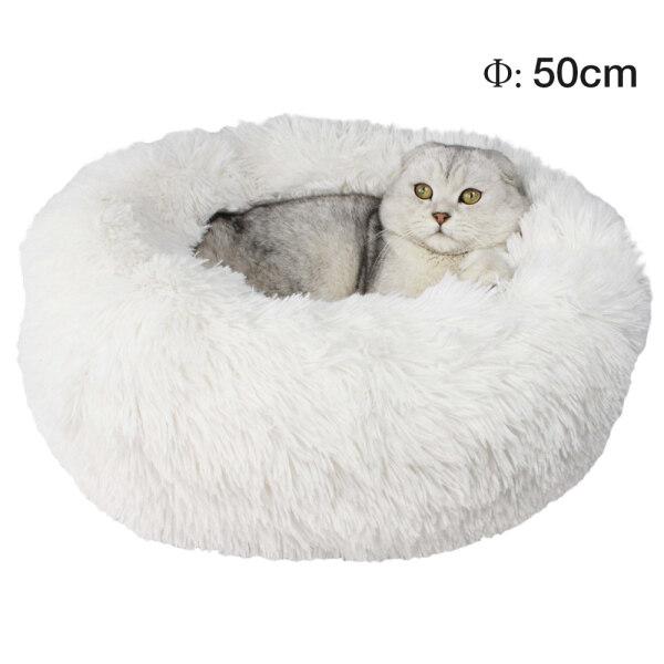 Pet Carer Pet Bed Cat Dog Có Thể Tháo Rời Mat Dày Có Thể Giặt Được Cọc Dài Sofa Mềm Cũi Chó Con Mèo Con Đệm Hang Động Vật Nuôi Ngủ
