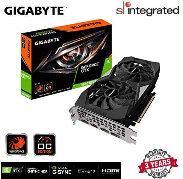 GeForce® GTX 1660 SUPER™ OC 6G