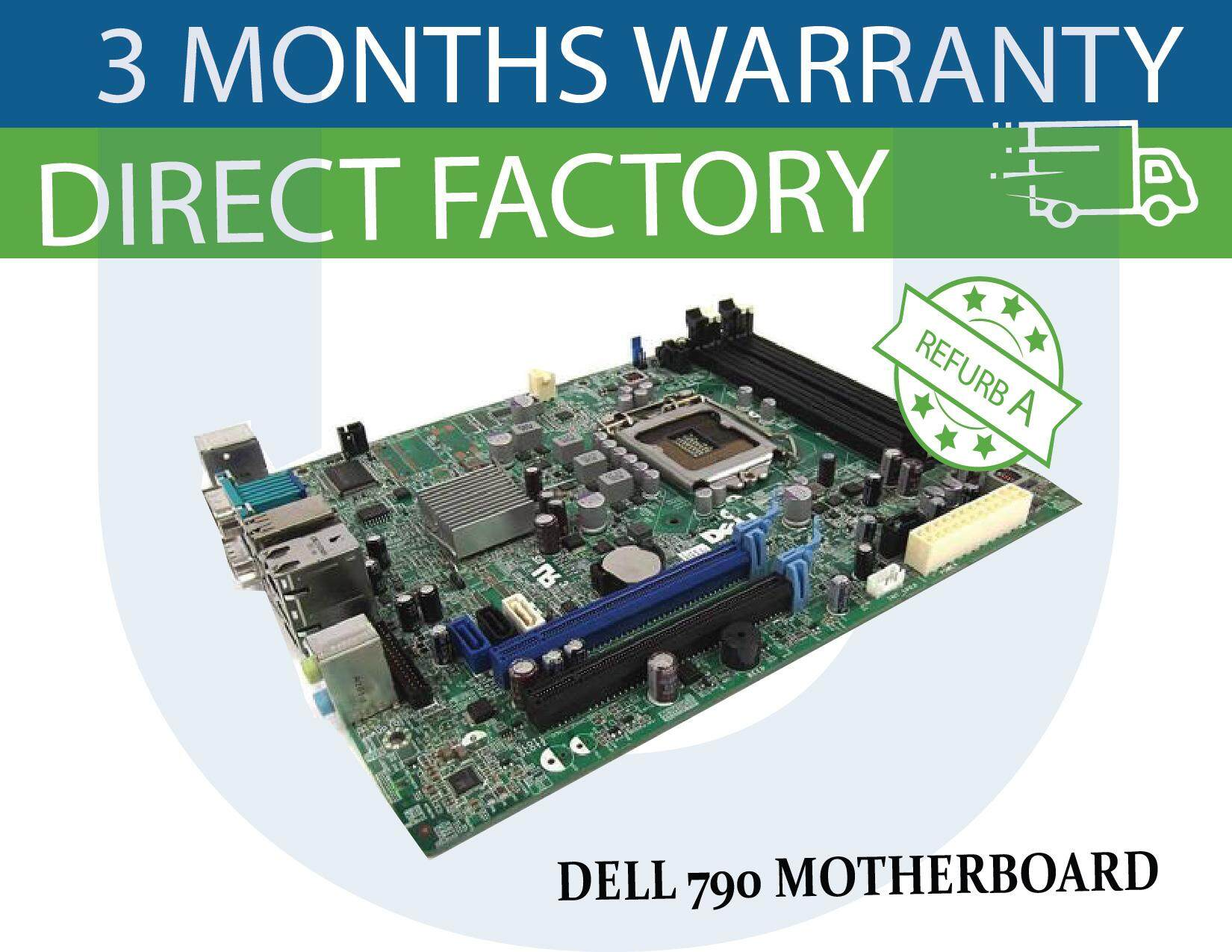 DELL OPTIPLEX 790 MOTHERBOARD